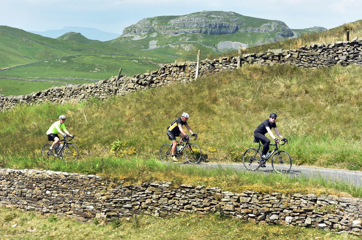 Cycling Skipton Le Petit Depart